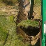 btac ditching drainage